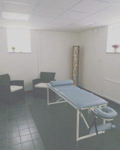Bild på kliniken